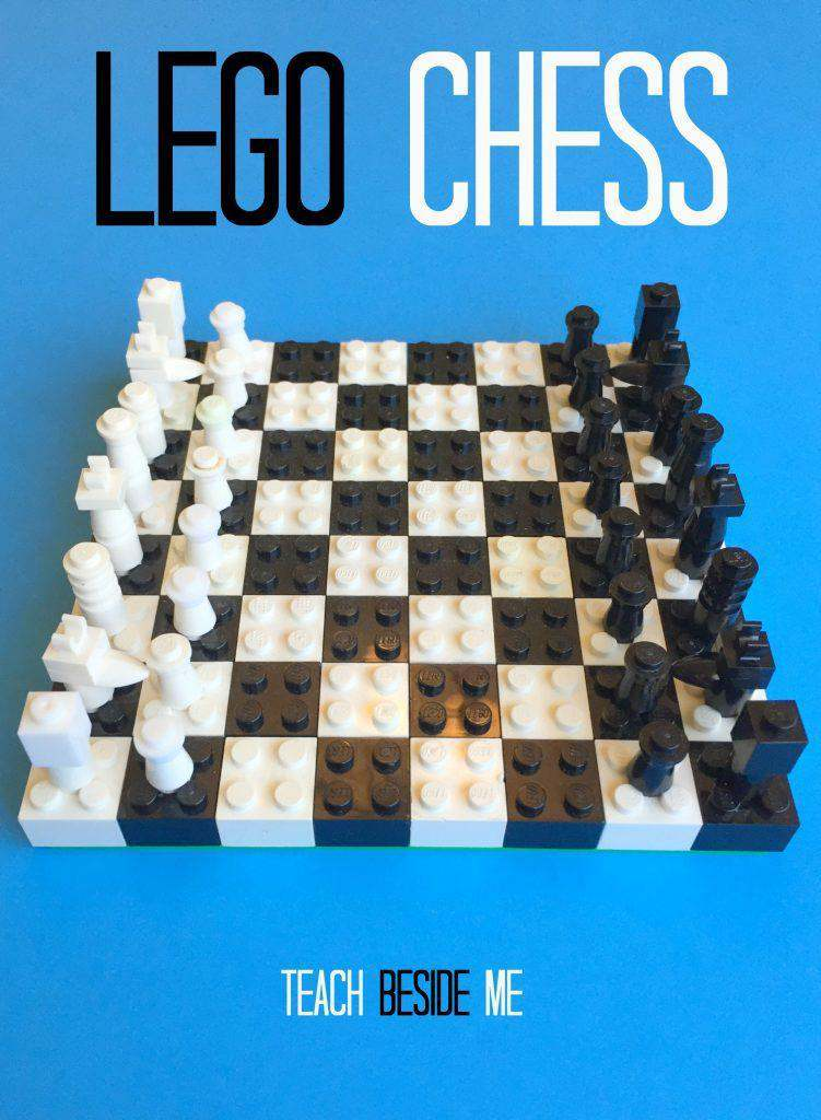 20. How To Make A LEGO Chess Set