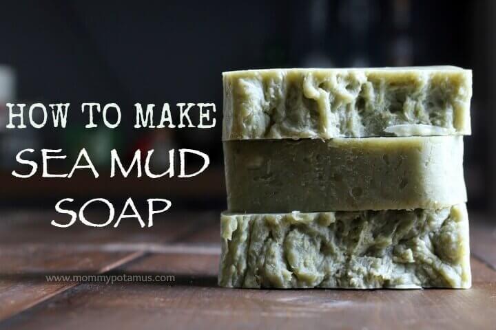20. Sea Mud Soap Recipe