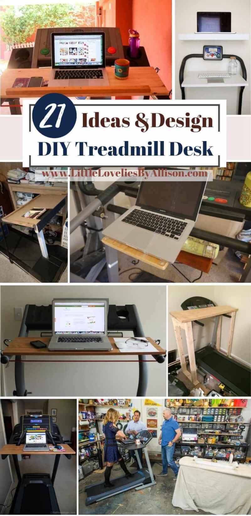 21 Ways To Build A DIY Treadmill Desk Like A Pro