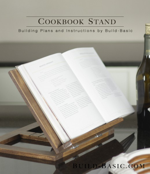 21. Complete Bookstand Frame