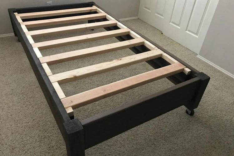 21. How To Build A Twin Bed Frame