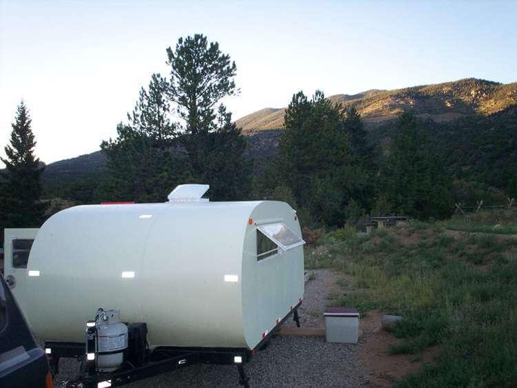 21. Oleum Paint Camper