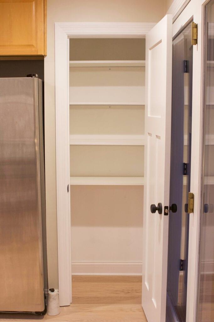 22. Closet Shelves Tutorial