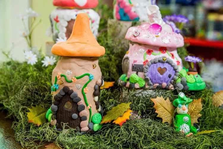 22. DIY Fairy Jars