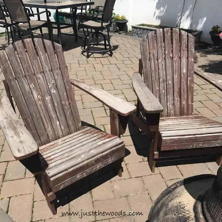 22. How To Build Adirondack Chair From Scratch