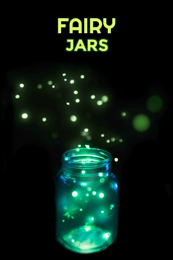 23. How To Make A Fairy Jar