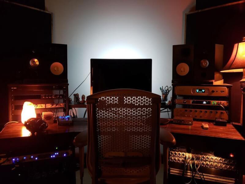 3. DIY Studio Desk Build Under $350
