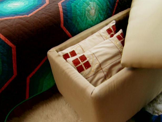 3. How To Build A Padded Storage Ottoman