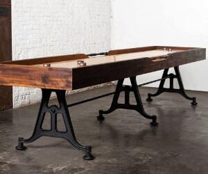 3. How To Make A Shuffleboard Table