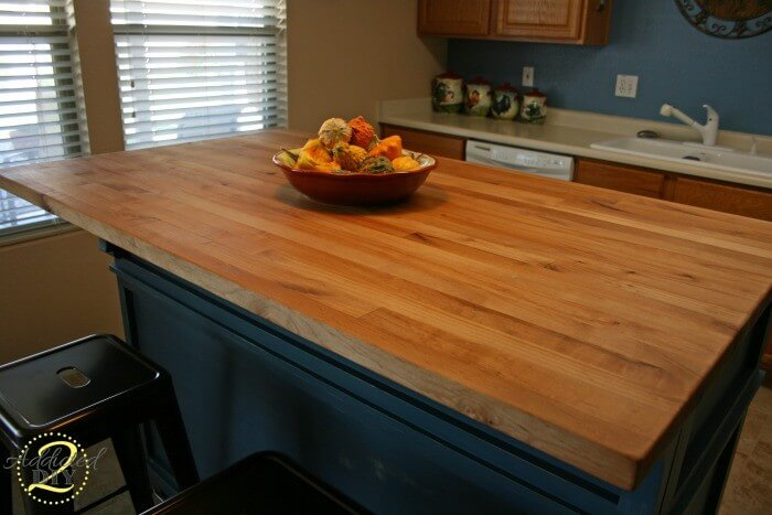 4. How To Build A Butcher Block