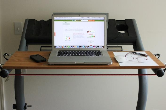 4. How To Build A Treadmill Desk For $20