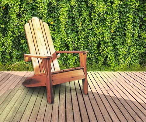 4. How to Build an Adirondack Chair (with plans)