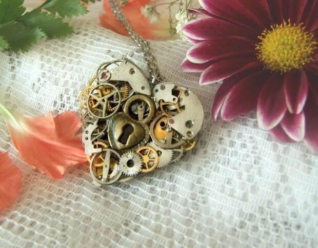 48. DIY Diffuser Necklace