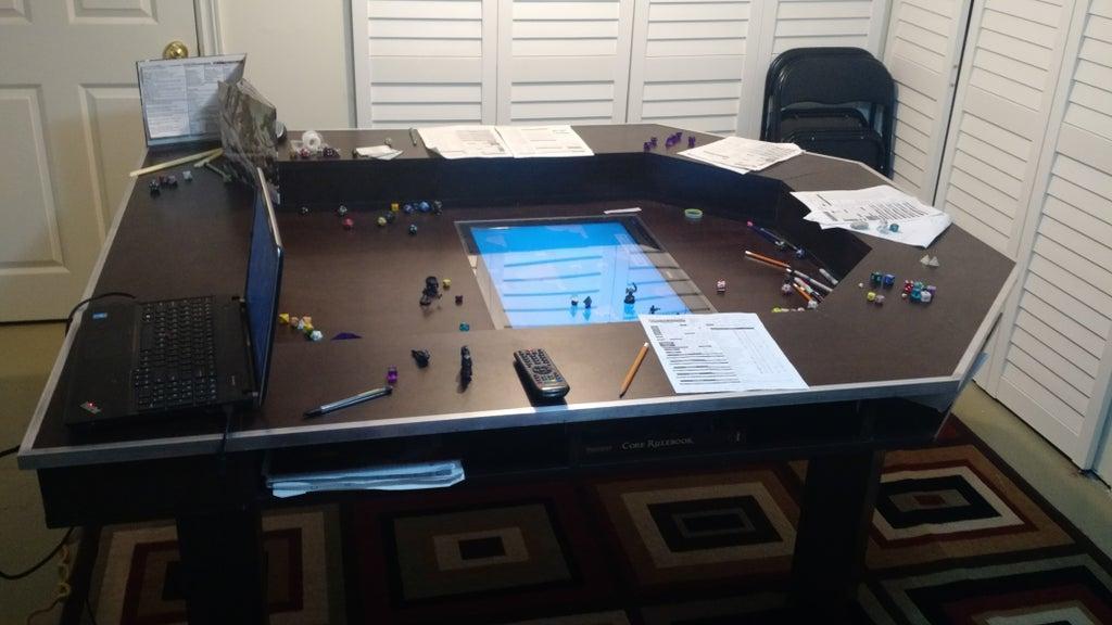 5. DIY Game Table