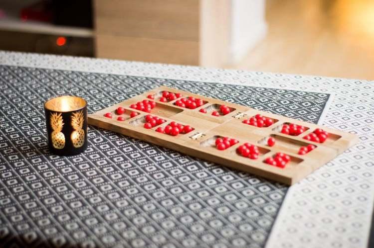 5. DIY Kalaha Board Game