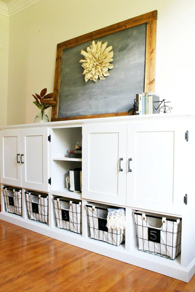 5. How To Build A Storage Cabinet