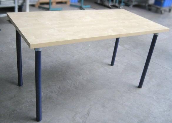 5. Pipe Leg DIY Table