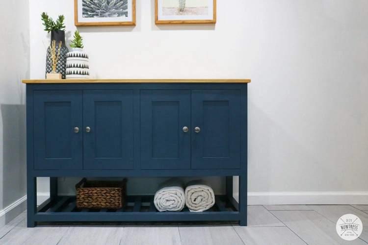 6. DIY Storage Cabinet