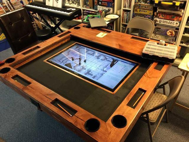 6. How To Build A High-End Gaming Table
