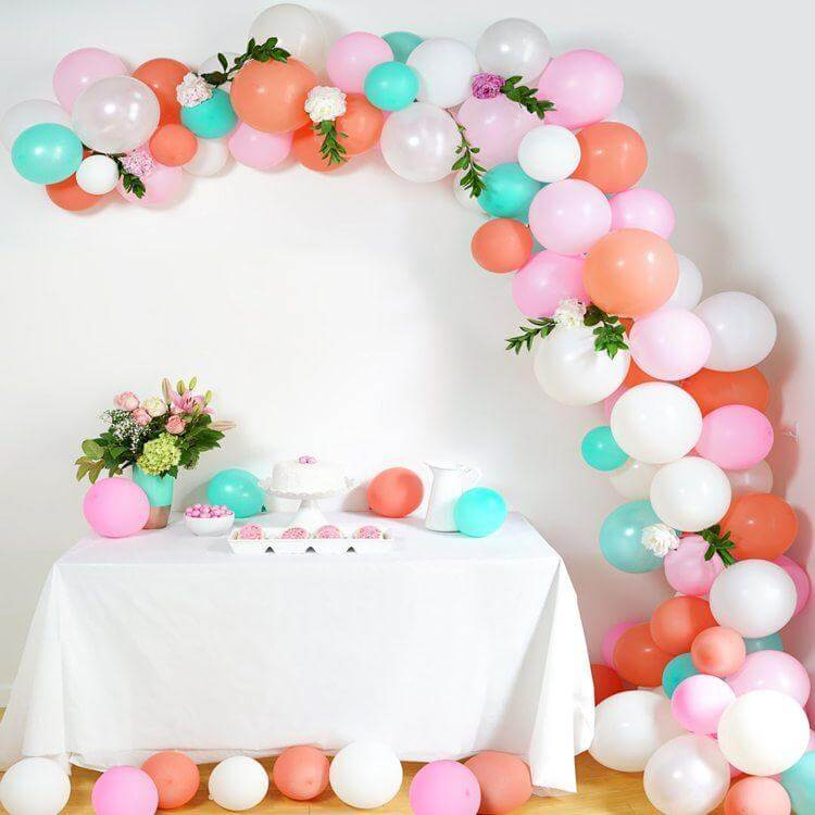 6. How To Make A Balloon Arch