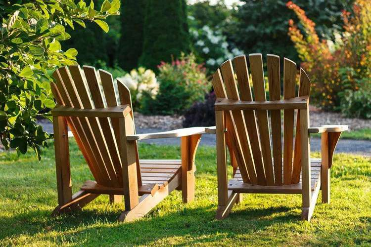 6. How to Build an Adirondack Chair