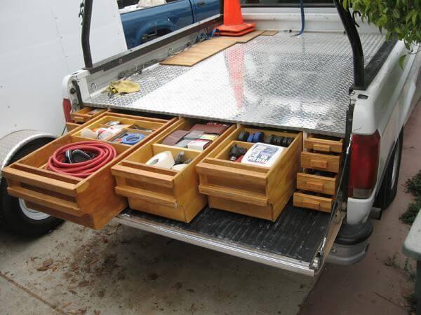 6. Waterproof boxes