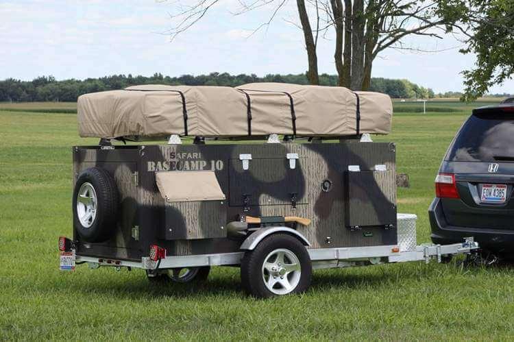 7. Budget Micro Camper