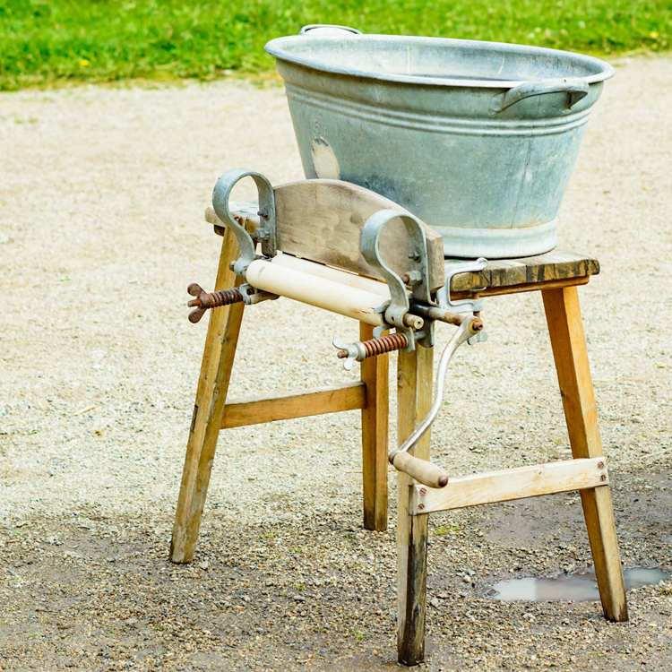 7. Hand Wash Cloth Wringer