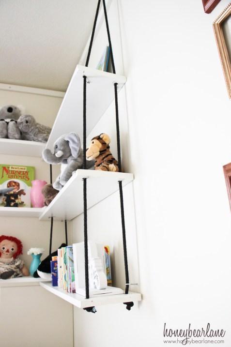 7. How To Build A Corner Shelf