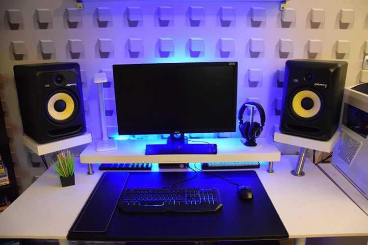 7. How To Build A Studio Desk