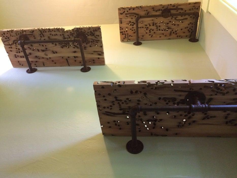 8. DIY Closet Shelving Tutorial