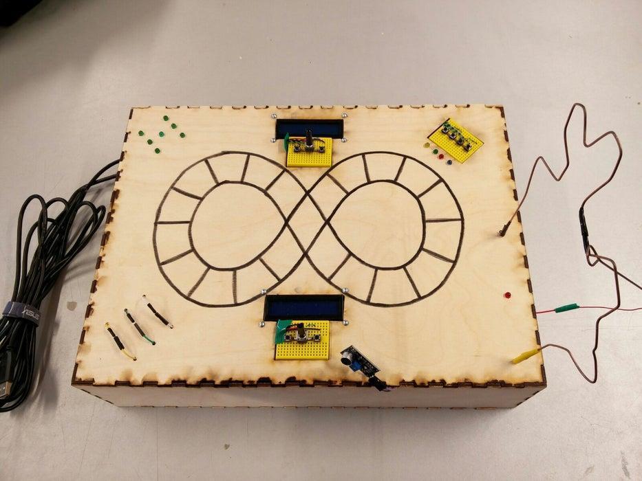 8. DIY Smart Board Game