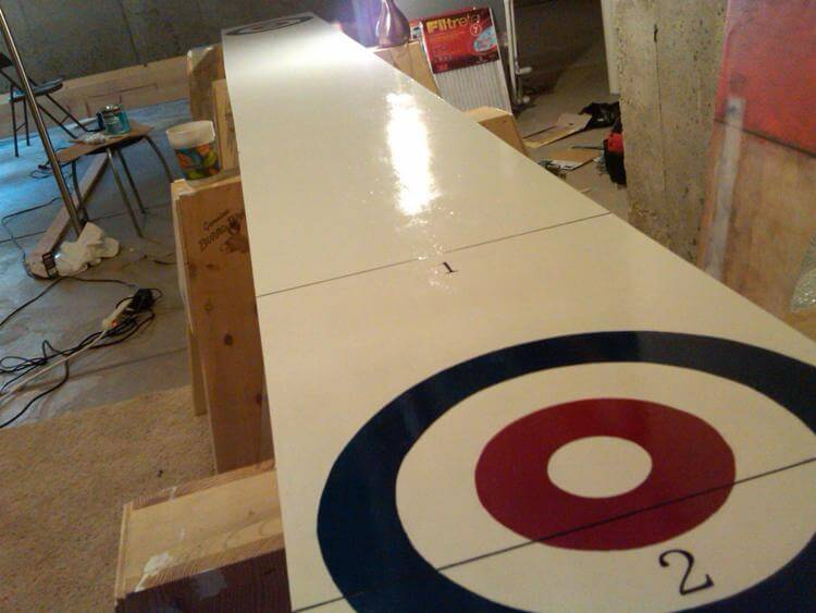 8. How To Build A Shuffleboard Table