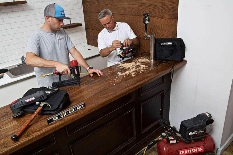 9. How To Build A Home Bar