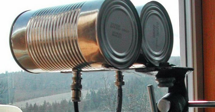 9. How To Build A Tin Can Wifi Antenna