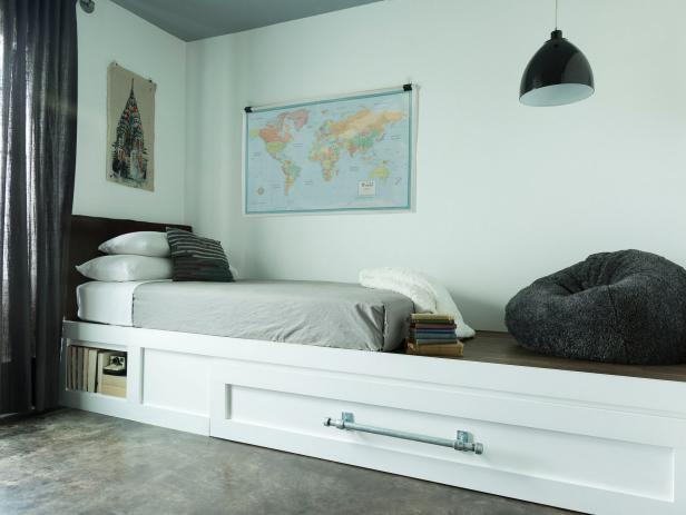 9. How To Build A Trundle Bed