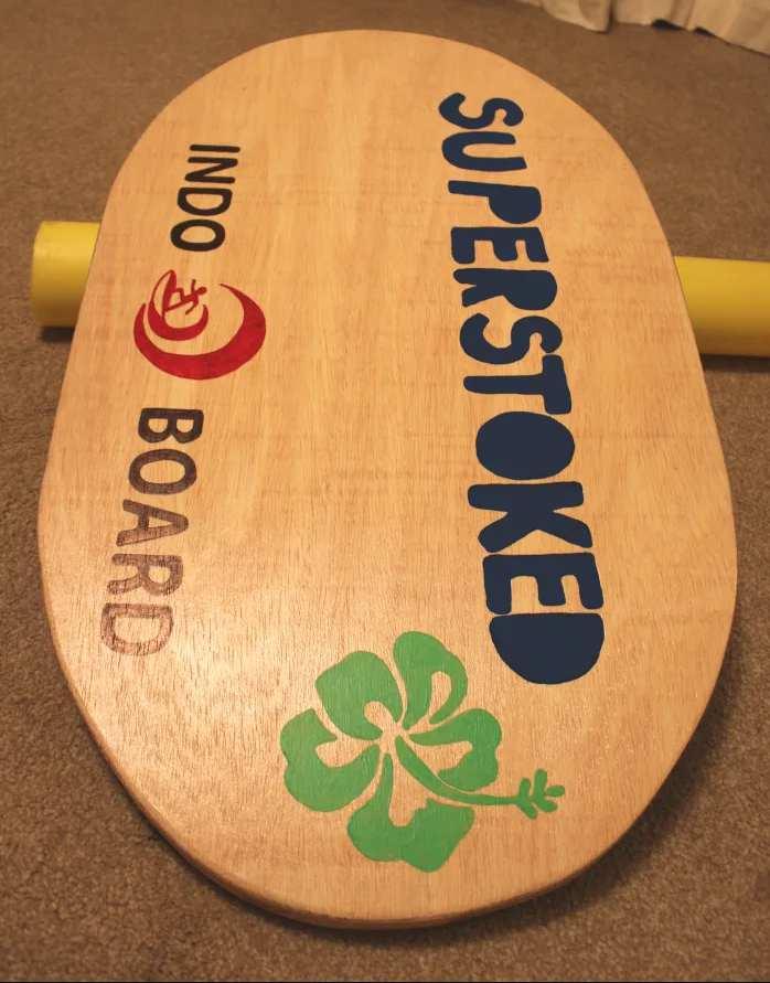 9. Indoor Balance Board