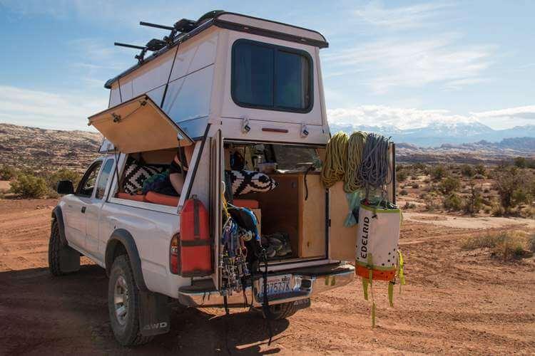 9. Recreational Camper