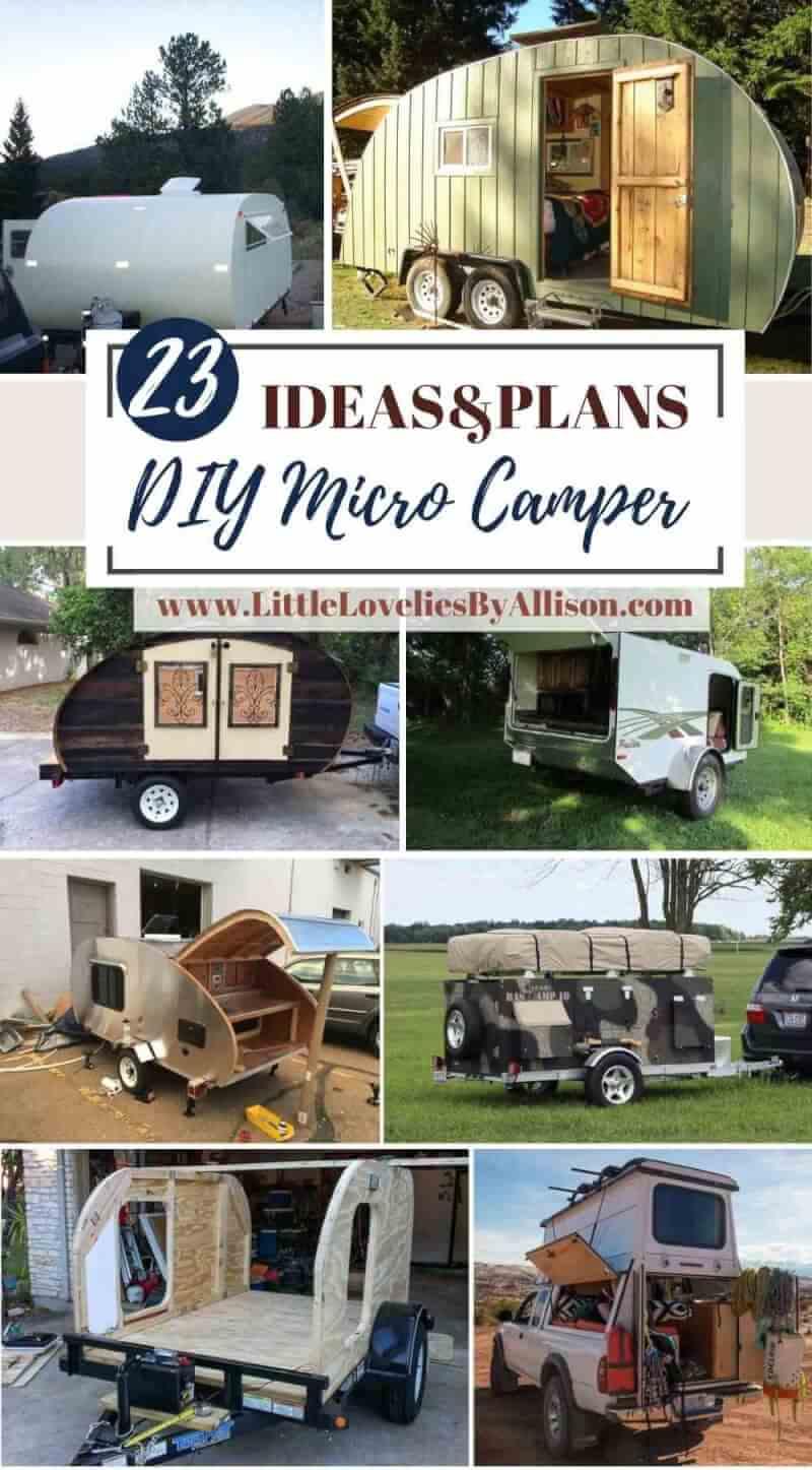 Best DIY Micro CamperBest DIY Micro Camper