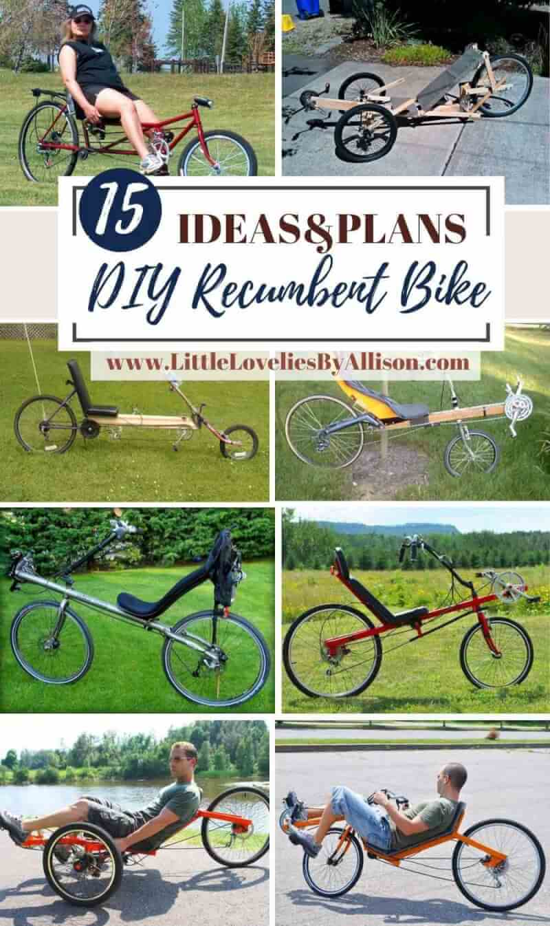 Best DIY Recumbent Bike