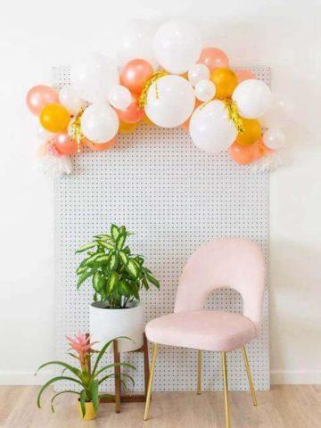 DIY Balloon Arch Ideas