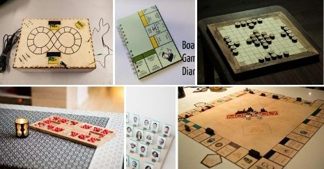 DIY Board Game Ideas