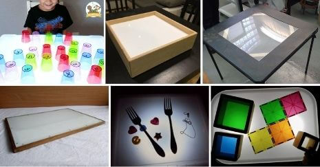 DIY Light Table Plans