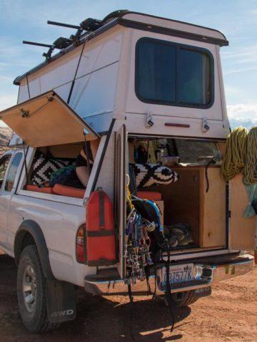 DIY Micro Camper Plans