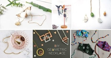 DIY Necklace Ideas