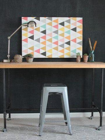 DIY Pipe Desk Ideas