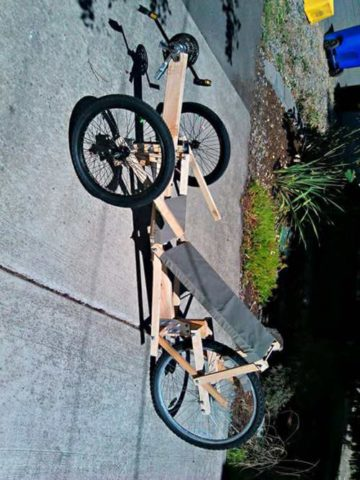 DIY Recumbent Bike Plans