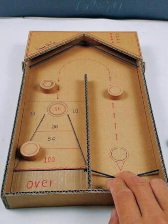 DIY Shuffleboard Table Projects