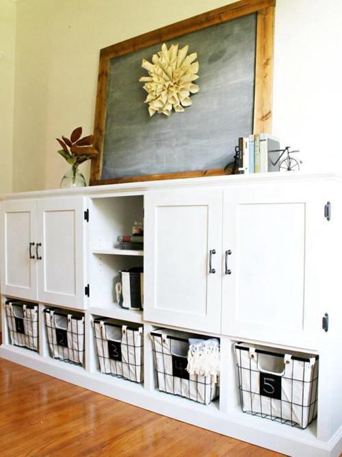 DIY Storage Cabinet Plans