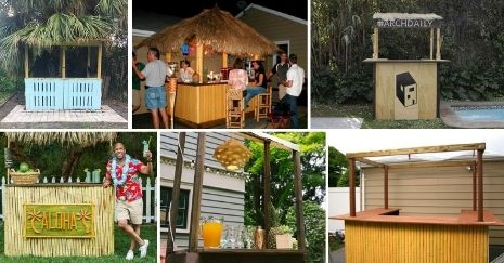 DIY Tiki Bars